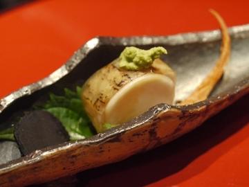 鯛のおし寿司 ゆべし