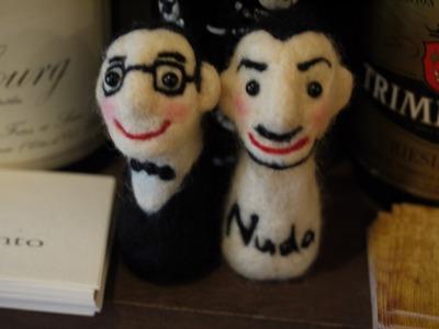 手作り人形