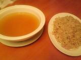 上湯スープと共に
