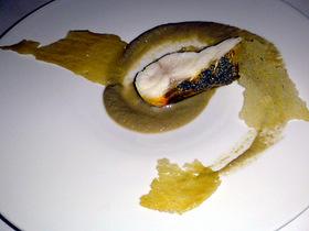 真鯛の低温ロースト