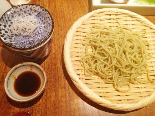 2種盛り蕎麦