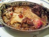 ポルチーニのオーブン焼き