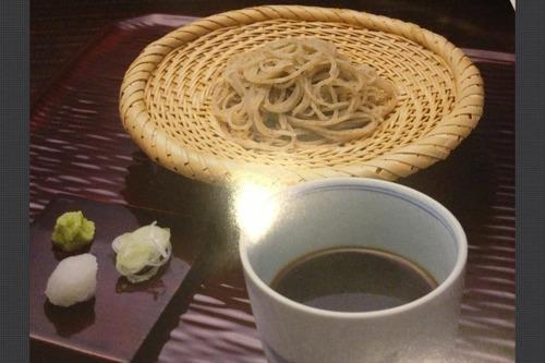 手挽き蕎麦