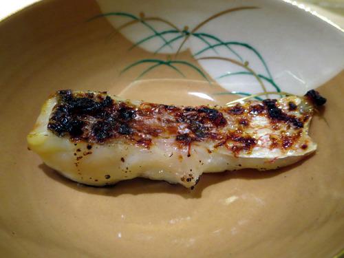 甘鯛の西京焼き