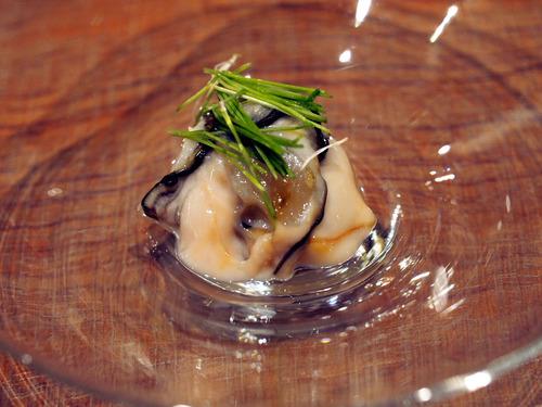 牡蠣の塩辛