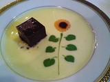 チョコレートのパヴェ
