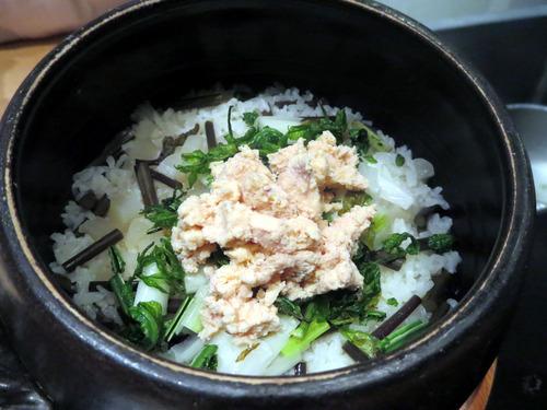 鯛の子ご飯