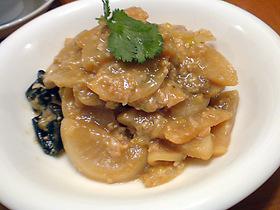 蕪と米麹煮