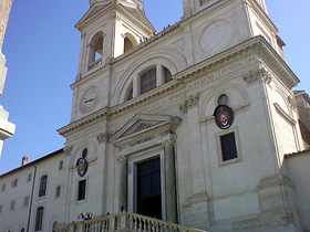トリニタ・デ・モンテ教会