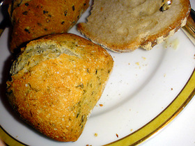 青のりのパン