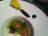 胡瓜のラビオリ