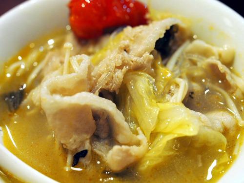 豚肉と酸菜の煮込み