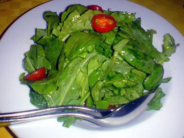 ルッコラサラダ