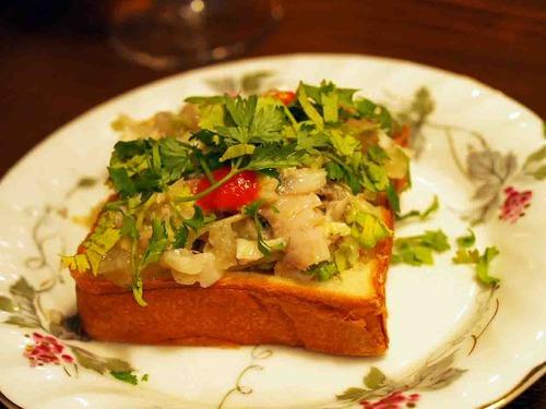 アリマドスとカタネ食パン