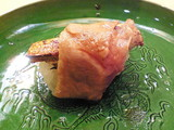 松茸と炙りトロにぎり