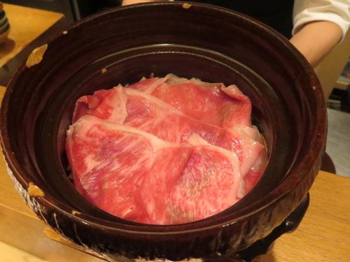 牛肉の米しゃぶ