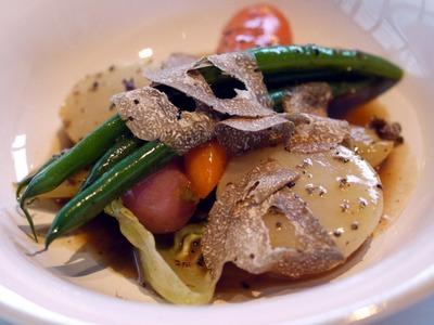 秋野菜のエチュベ