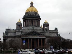 イサック大聖堂