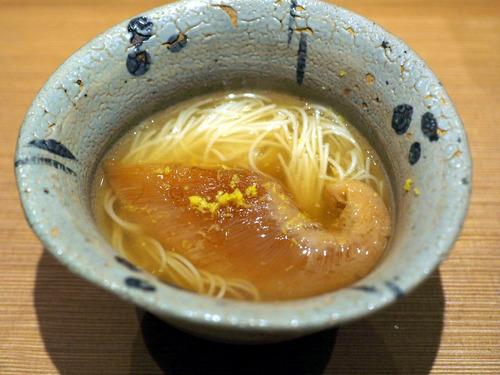 ふかひれ素麺