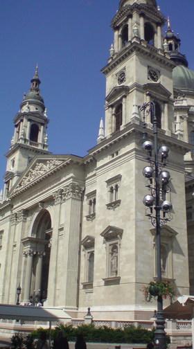 聖イシュトバーン教会