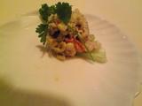スペルト小麦のライスサラダ