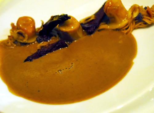野兎のスープ