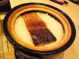 スモーク鱒の炊き込みご飯