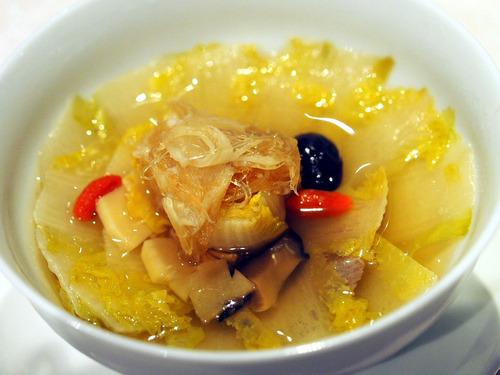 白菜の極上スープ