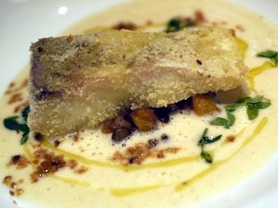 白身魚のインパナータ