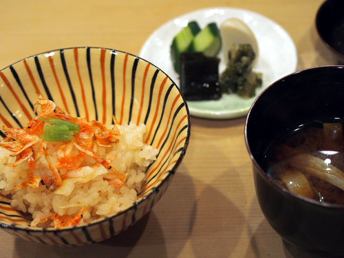 桜海老ご飯