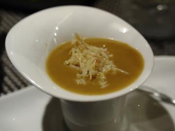 蟹味噌のソース
