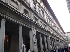ウフィッツィ美術館