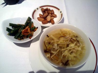 スープと小菜