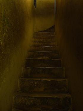 クーポラの階段