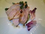 ホロホロ鶏のサラダ