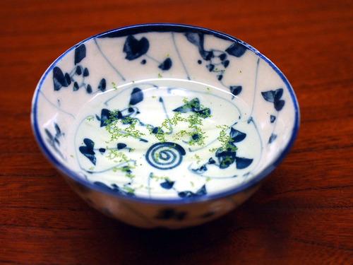 青紫蘇香煎茶