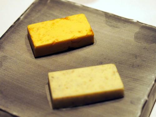 雲丹バター、ポルチーニバター