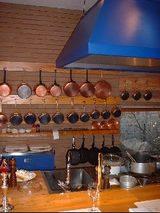 オープンキッチンカウンター