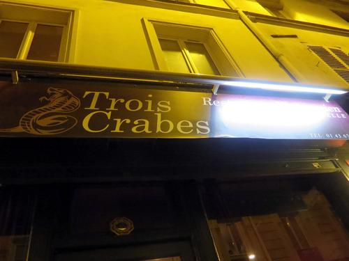 Trois Crabes