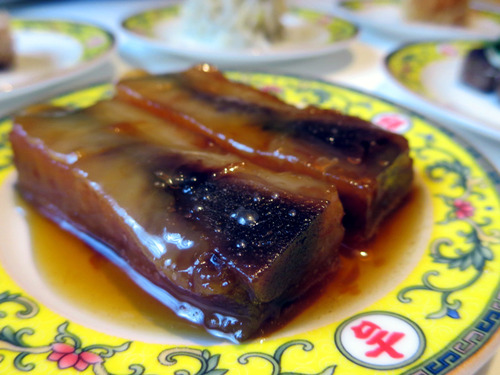 骨付き豚肉の甘酢