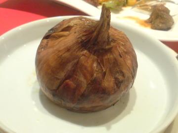 玉葱オーブン焼き