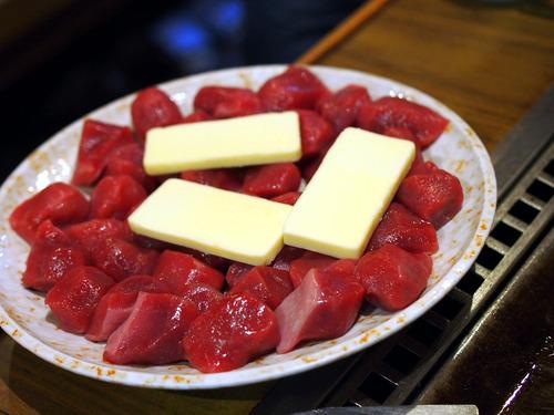 砂肝バター