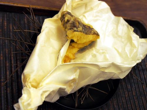 松茸ブーケ