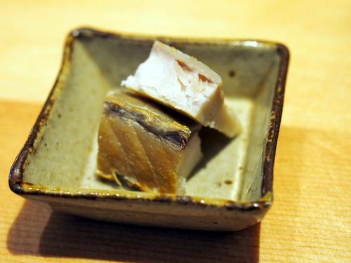 鯖のなまり節