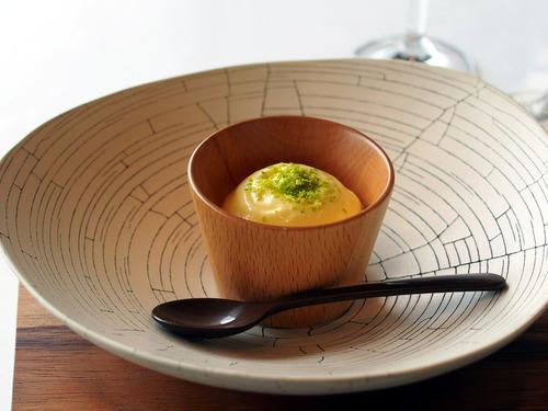 玉蜀黍とピスタチオ