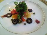夏野菜のラタトゥユ