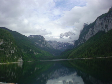 ゴーザウ湖