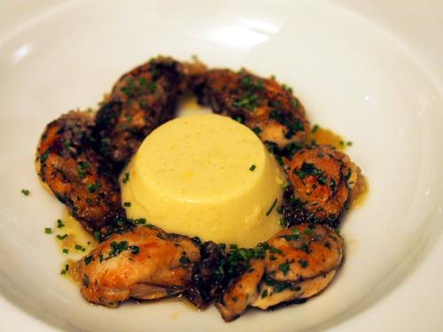 牡蠣のアーリオオーリオ