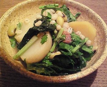 魚豆根菜鍋