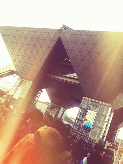冬コミC83 2012-12-29 1